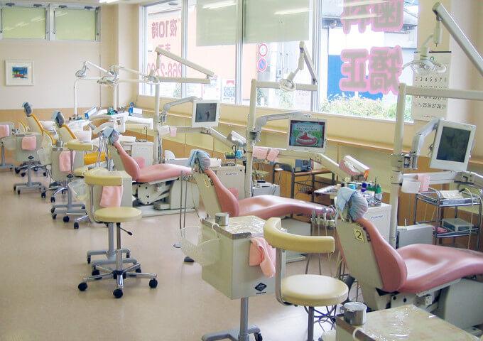 エンジェル歯科院内