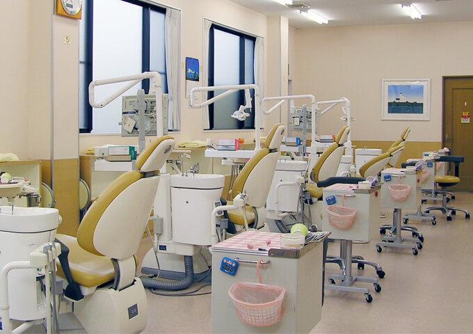 エクセル歯科院内