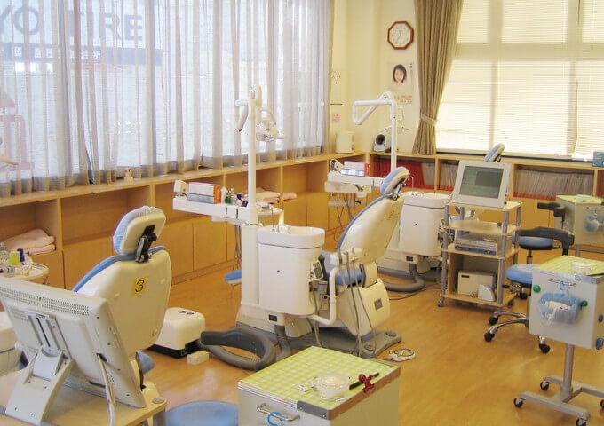 レインボー歯科院内