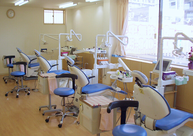 ビタミンB歯科院内