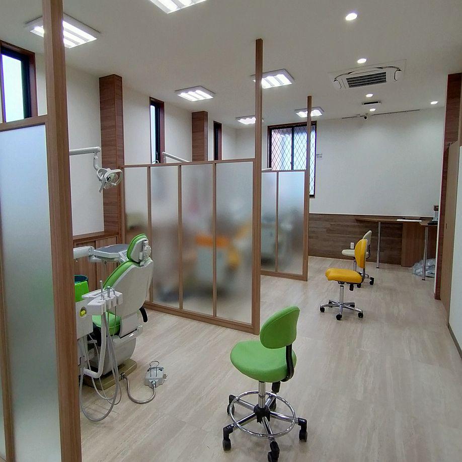 ハミング歯科院内