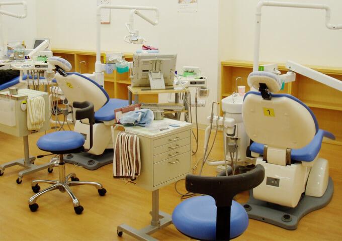 ビタミンA歯科院内